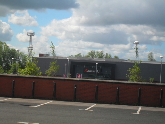 Cineworld Cinema - Leigh