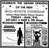 August 9th, 1973 grand opening ad