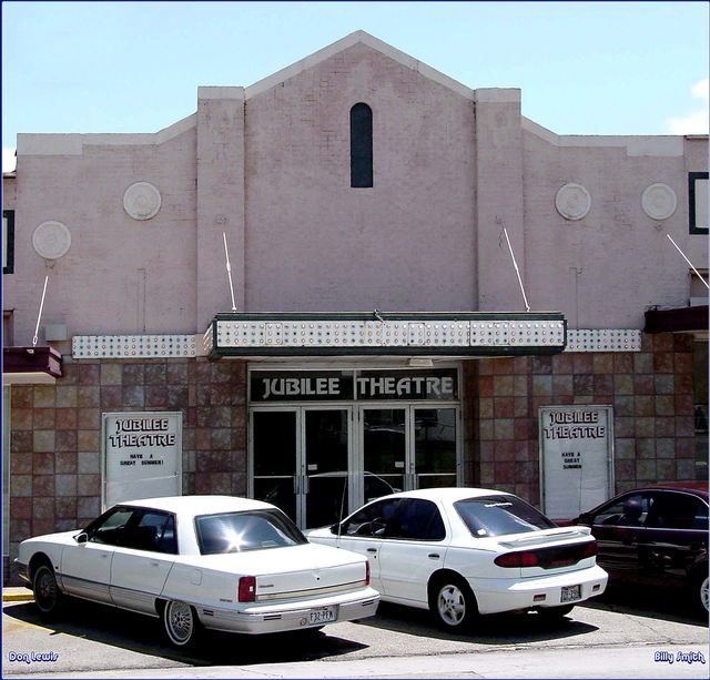 Jubilee Theatre ... Waco Texas
