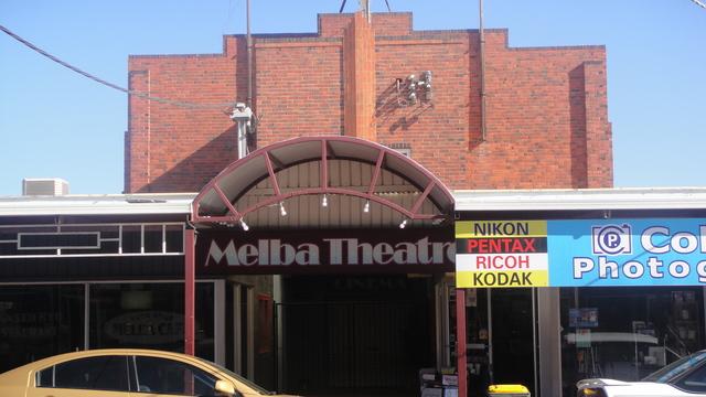 Melba Twin Cinema
