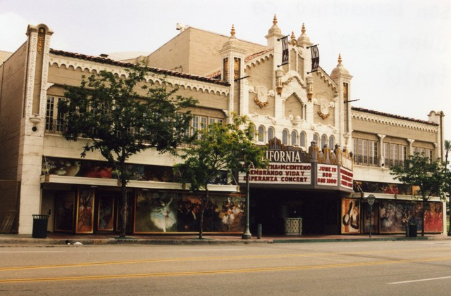 California Theatre - San Bernardino, CA