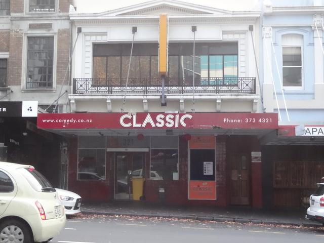 Classic Comedy Club