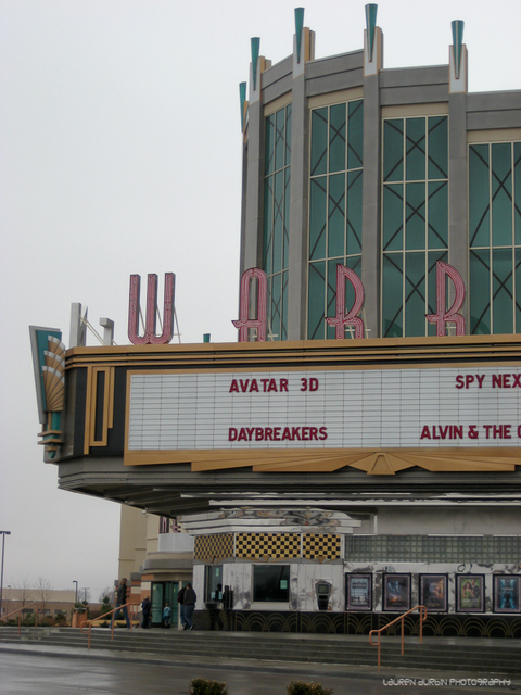 Moore Warren Theatre