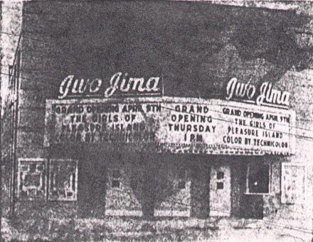 Iwo Jima Theater