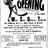 July 17th, 1953 grand opening ad