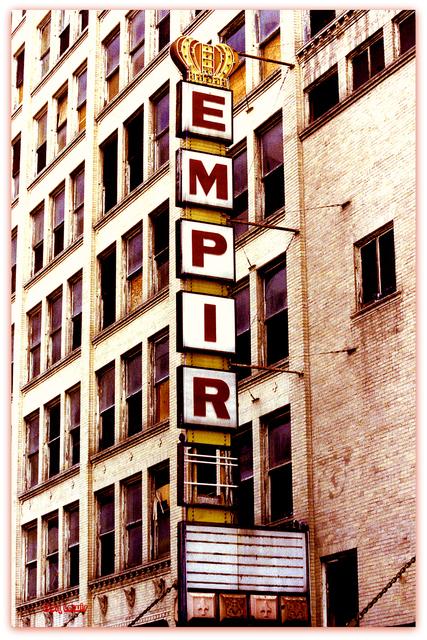 Empire Theatre ... San Antonio Texas