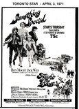 """AD FOR """"FLIGHT OF THE DOVES"""" FAIRLAWN AND OTHER THEATRES"""