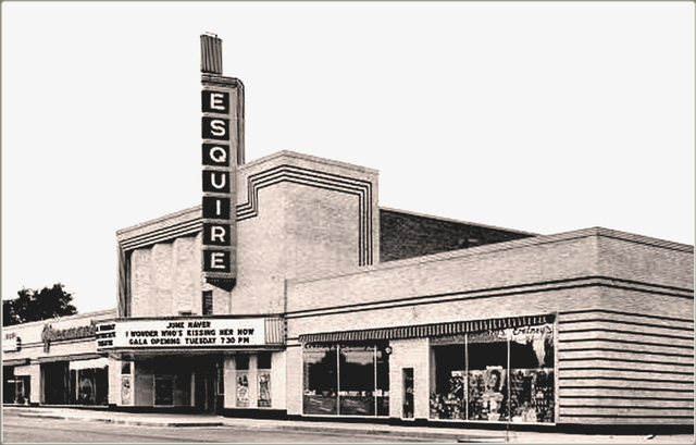 Esquire Theater ... Amarillo Texas