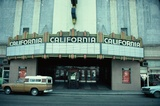 California Theatre shortly before being torn down.