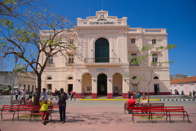 Teatro La Caridad