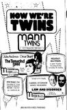 November 27th, 1974 grand opening ad as a twin