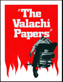 "SOUVENIR PROGRAM FOR ""THE VALACHI PAPERS"""