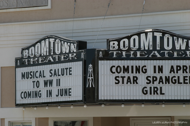 Boomtown Theater
