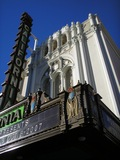 California Theatre Facade in 2007