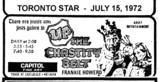 "AD FOR ""UP THE CHASTITY BELT"" CAPITOL FINE ART"
