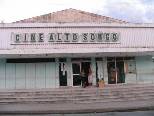 Cine Alto Songo