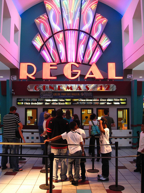 Regal Ballston Common Stadium 12