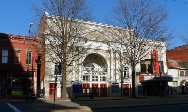 Empire Theatre now November Theatre
