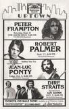 1979 show handbill designed by and courtesy of long time Chicago graphic artist Shelley Howard.