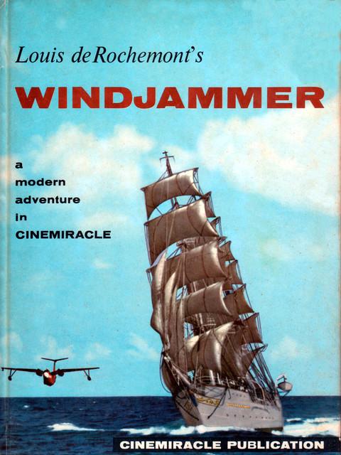 "SOUVENIR PROGRAM FOR ""WINDJAMMER"""