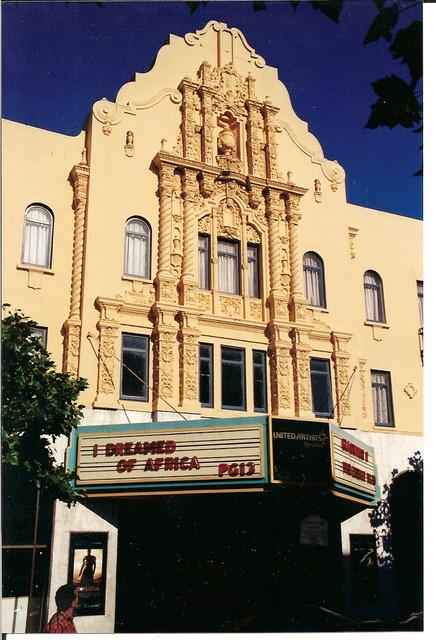 Golden State Facade