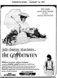 "AD FOR ""THE GO BETWEEN"" - YORK 2 THEATRE"