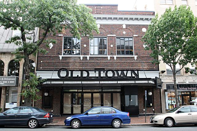 Old Town Theater, Alexandria, VA