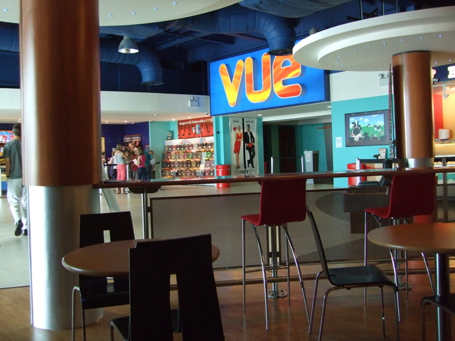Foyer of the Vue
