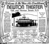 July 28th, 1937 grand opening ad