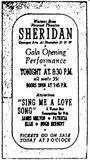 January 14th, 1937 grand opening ad