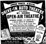 August 15th, 1938 grand opening ad