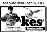 "AD FOR ""KES"" - CINEMALUMIERE"