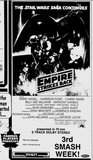 The Empire Strikes Back (1980) 70mm ad