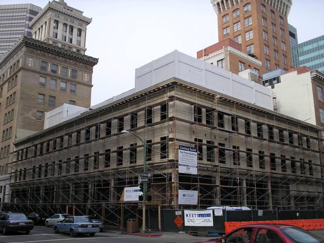 Downtown/Pantages Theatre, Oakland
