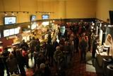 Lobby from mezzanine