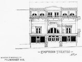 EMPRESS Theatre; Milwaukee, Wisconsin.