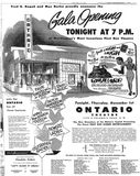November 1st, 1951 grand opening ad