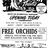 March 18th, 1954 grand opening ad
