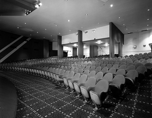 ABC Bloomsbury auditorium 2