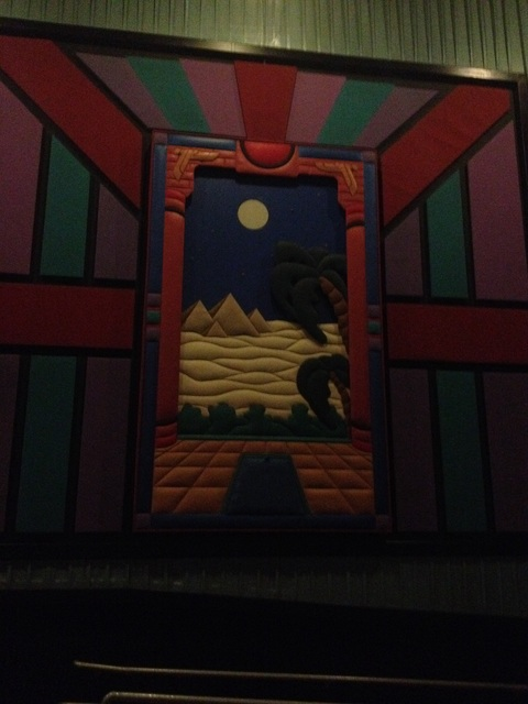"Theater 10 Mural - ""Egypt"""