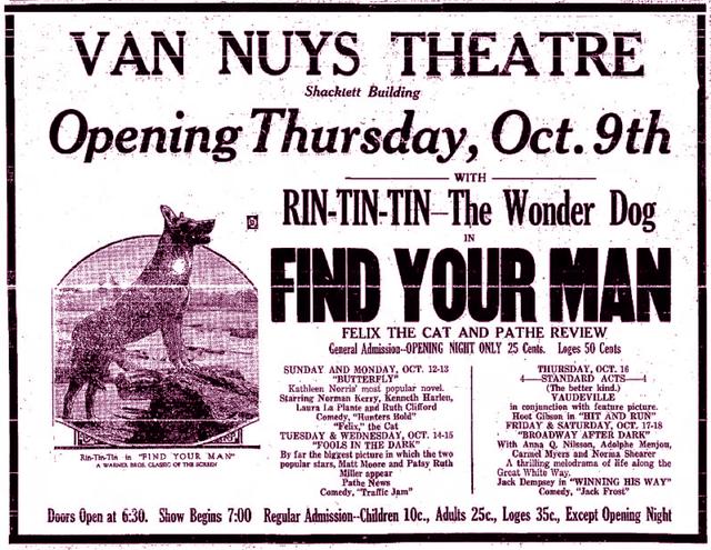 Fox Van Nuys Theatre