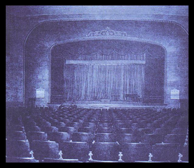 granada theatre in bluefield wv cinema treasures
