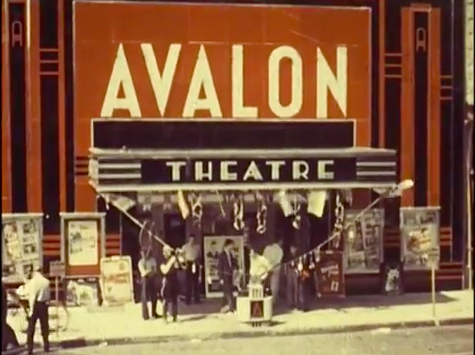Avalon Theatre 1939