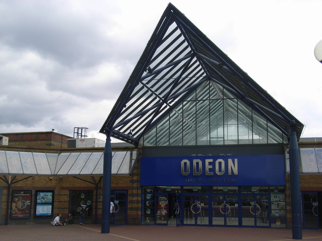 Odeon Luxe Telford In Telford Gb Cinema Treasures