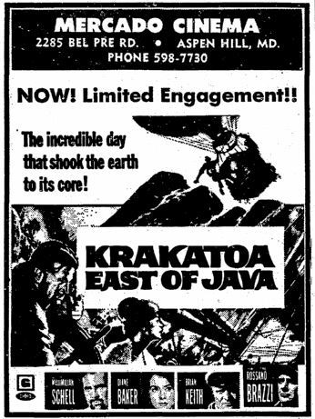 November 26th, 1969 grand opening ad