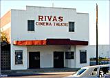 Rivas Theatre ... Eden Texas