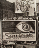 "<p>Astor Theatre ""Spellbound"" (1945) engagement.</p>"