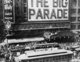 "Astor Theatre ""The Big Parade"" (1925) engagement"