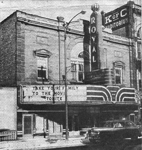 Royal Theatre, Ashland WI