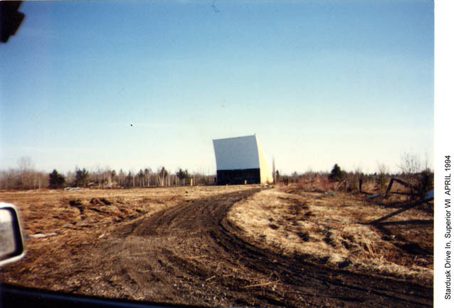 Stardusk Drive-In, Superior WI